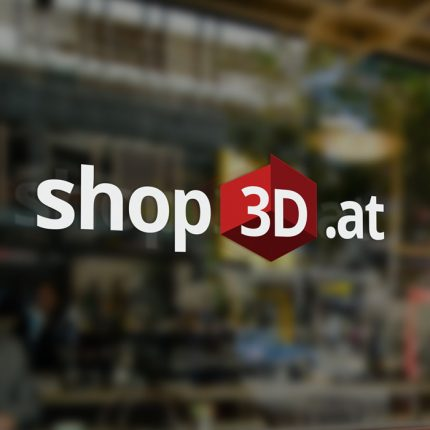 Logo-Design shop3d.at