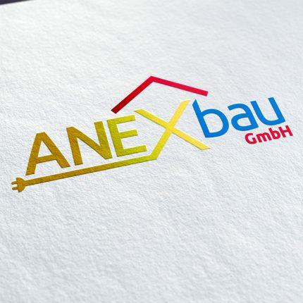 ANEXbau Logo Design
