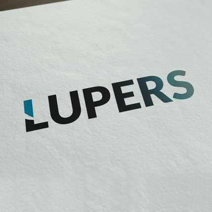 Logo Design Lupers GmbH
