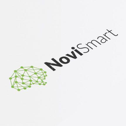 Logo-Design Novismart