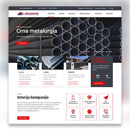 Website MDM-Stankom