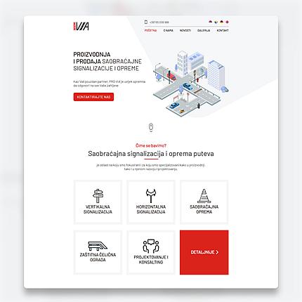 Website ProVia
